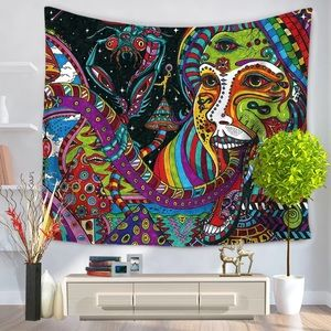 Other - New Wall Tapestry Tongue Ride 200x150cm